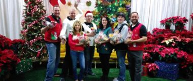 24,000 Roses in Exchange for Toy Donations